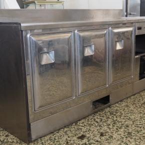 Πάγκος ψυγείο - συντήρηση