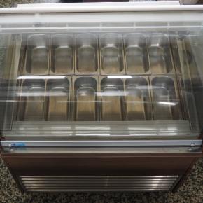 Βιτρίνα παγωτού